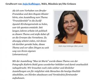 Fotoprojekt, Transidentität, Anja Kofbinger