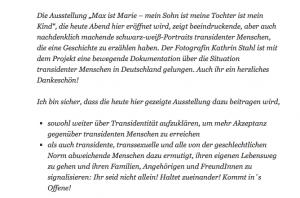 Fotoprojekt, Transidentität, Harald Petzold 2