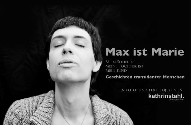 Fotoprojekt, Transident, Transsexuell, Transgender, Kathrin Stahl