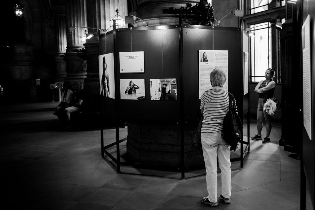 Fotoprojekt, Transgender, Transsexualitaet, Ausstellung, Portrait