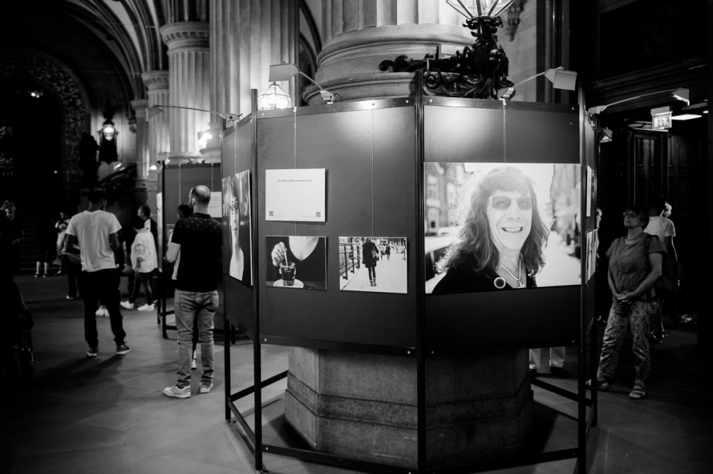 exhibition, transgender, photo project