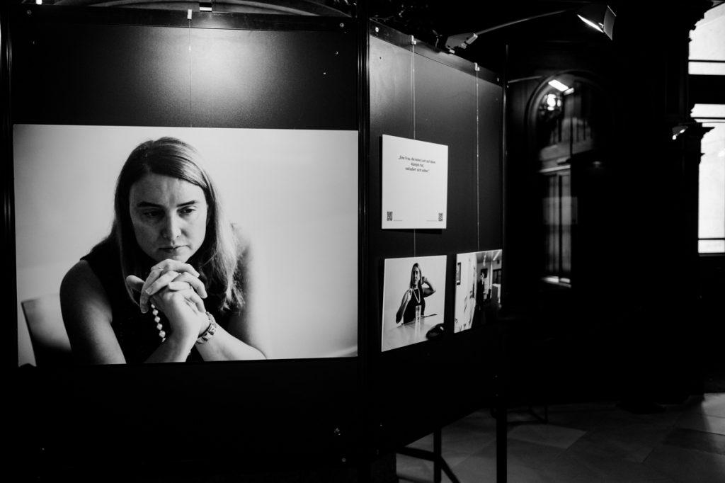 Fotoprojekt, Transgender, Transsexualitaet, Ausstellung
